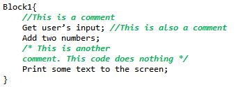 comment_code